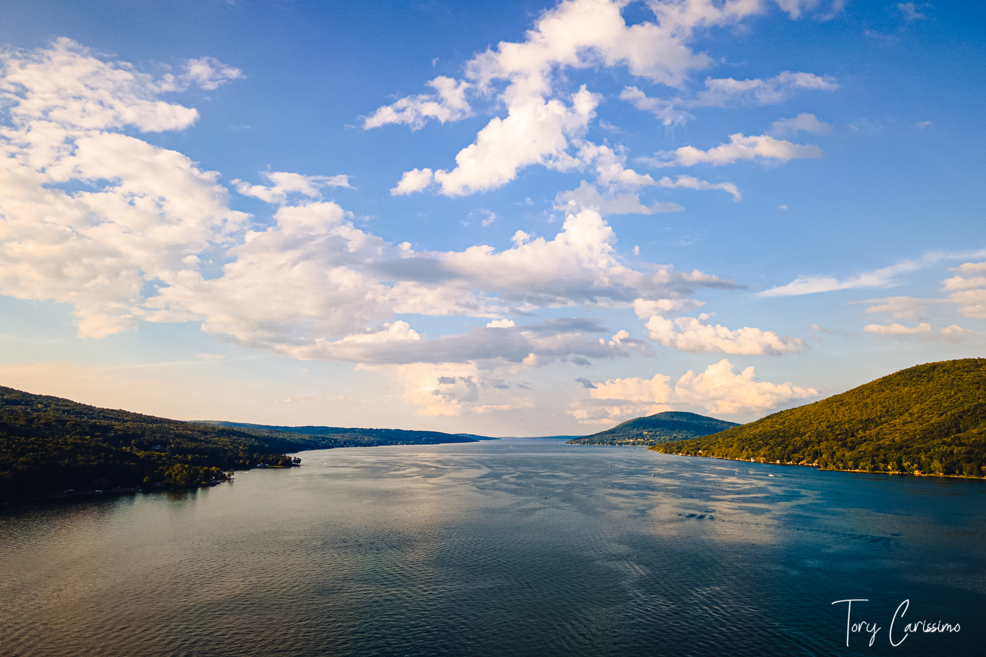 Canandaigua Lake by Tory Carissimo