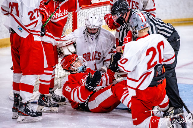 Canandaigua Hockey vs. Penfield High School
