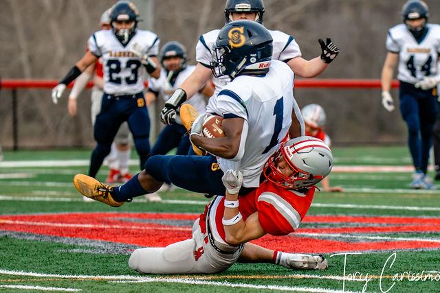 Canandaigua Football vs. Spencerport High School