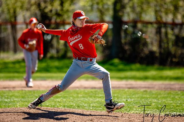 Canandaigua Baseball vs. Victor High School
