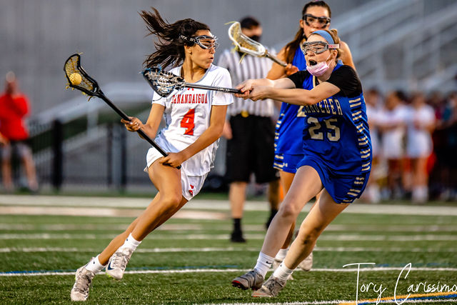 Canandaigua Girls Lacrosse vs. Webster Schroeder High School