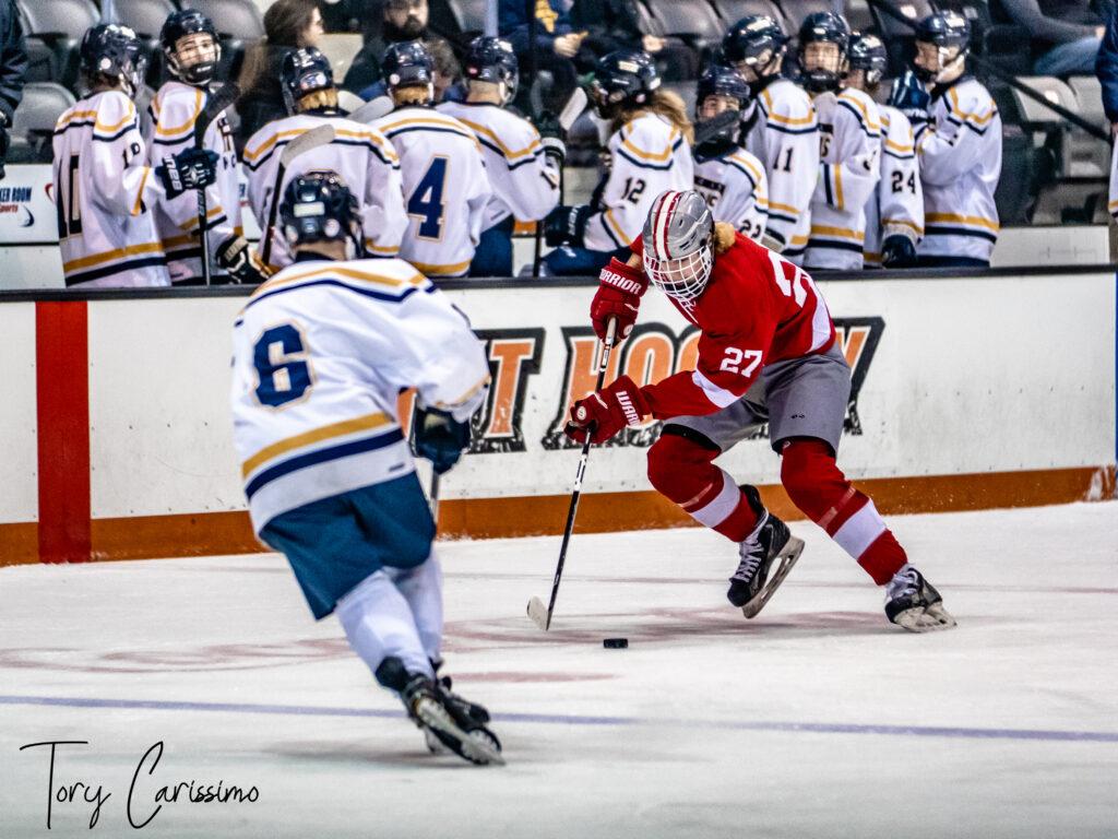 Canandaigua Braves Hockey by Carissimo Media