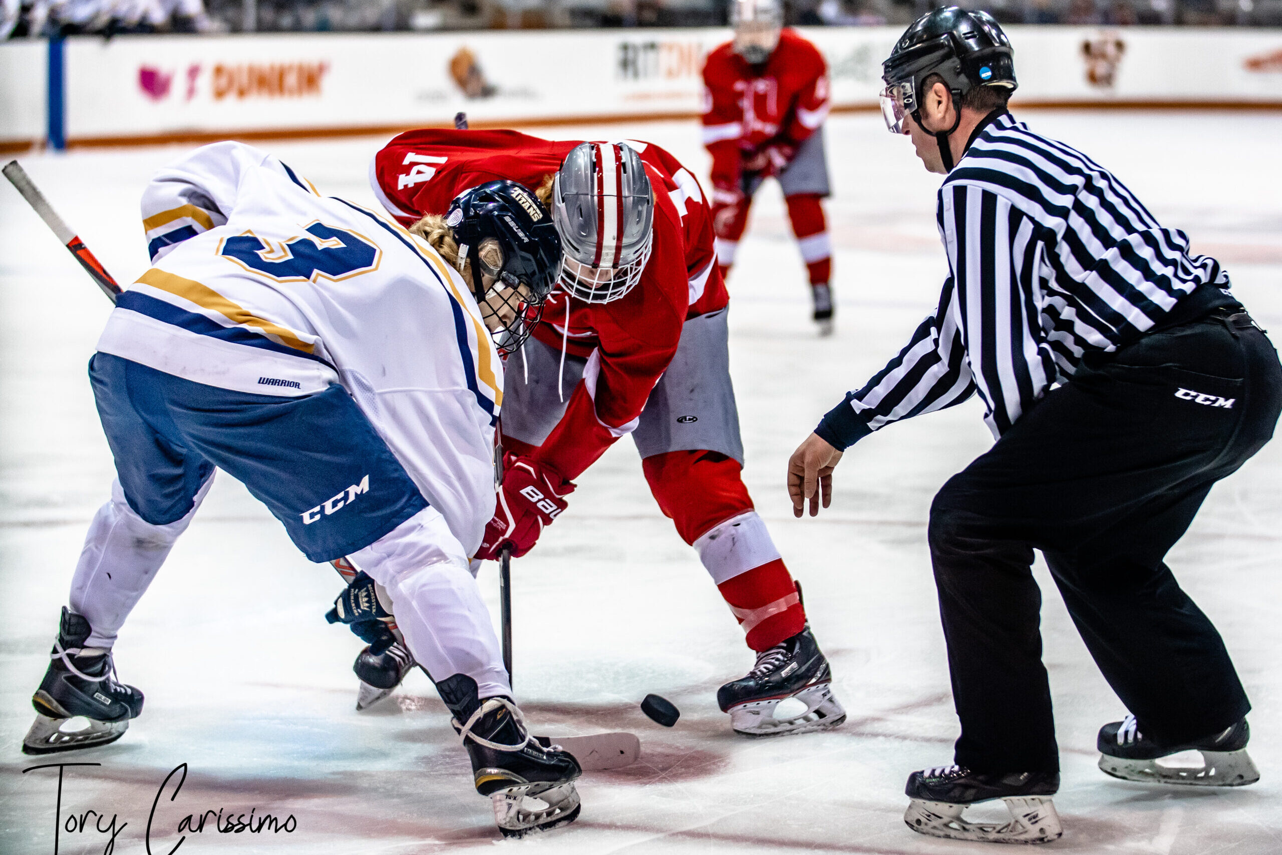 Canandaigua Braves Hockey by Carissimo Media