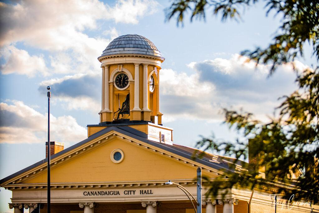 Canandaigua NY City Courthouse by Carissimo Media